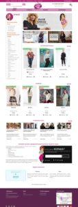 Сделать интернет магазин одежды